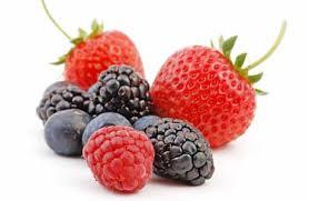 buah berry melawan penuaan diri